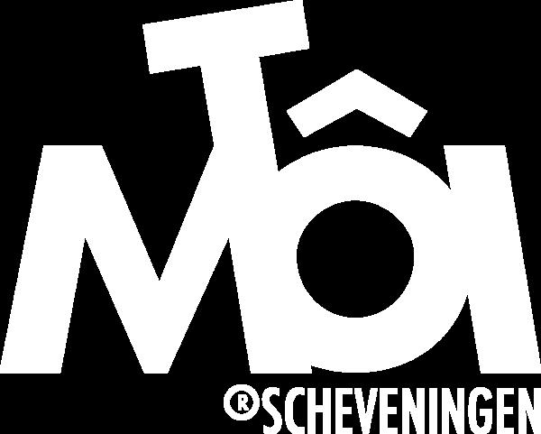 MÔI-TÔI Scheveningen wit r-Scheveningen